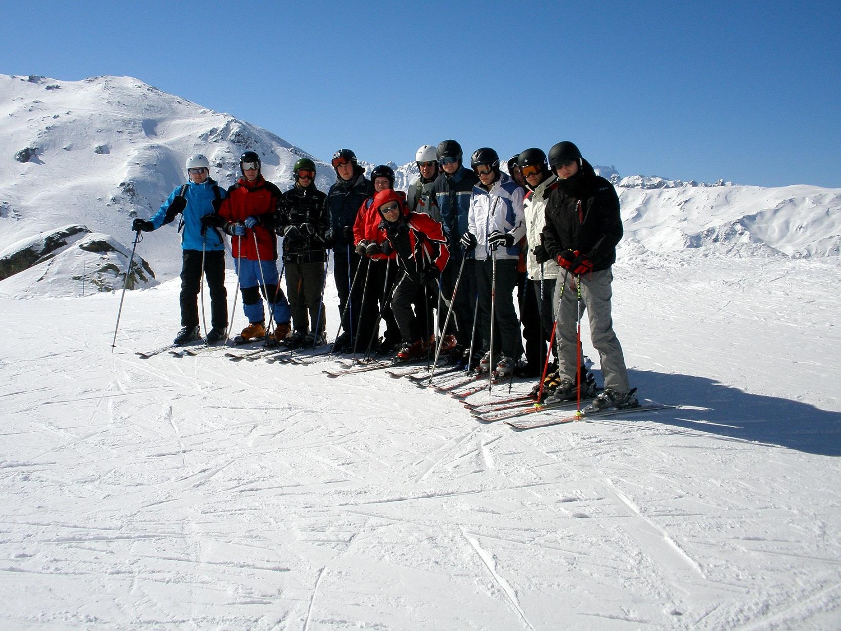 Skupina Martina Vosyky.