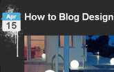 Design blogu - 9 klíčových části