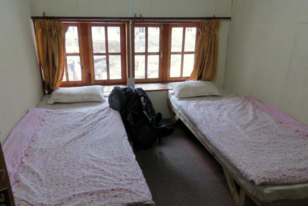typická ložnice