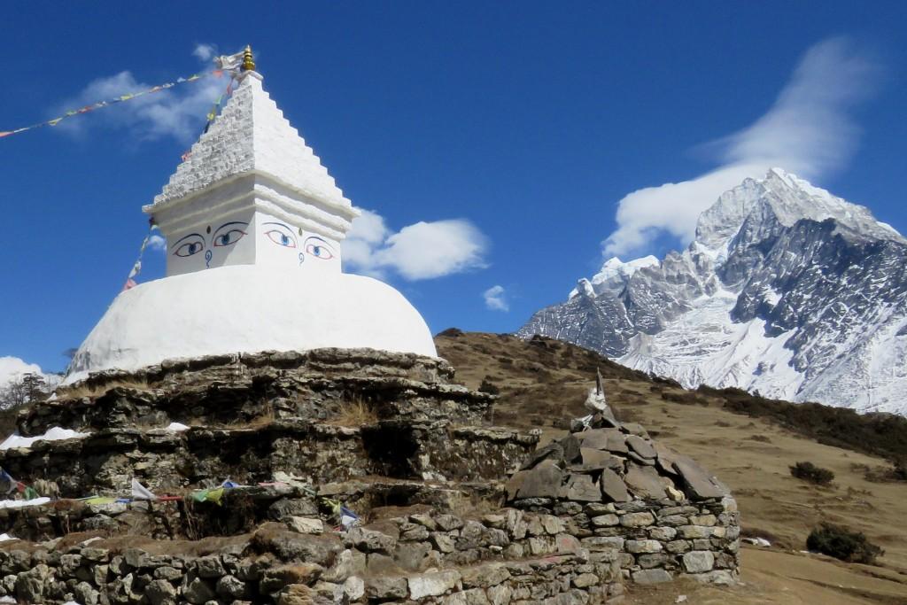 Khumjung La