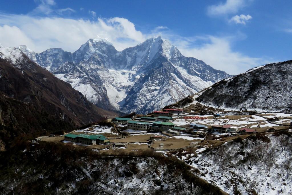 vesnička Dhole
