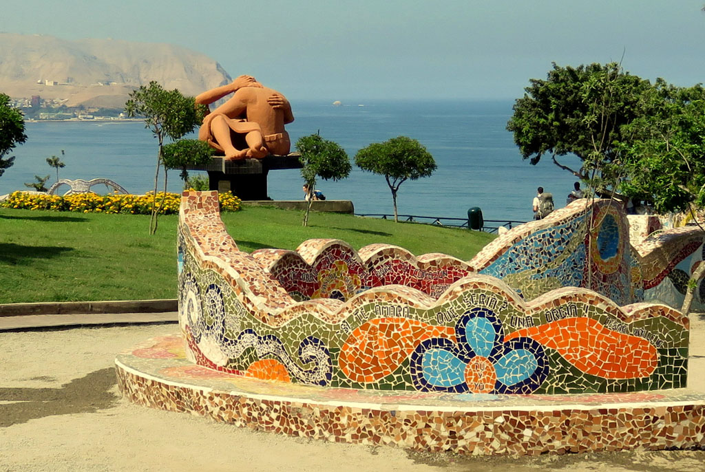 Parque del Amor, Lima