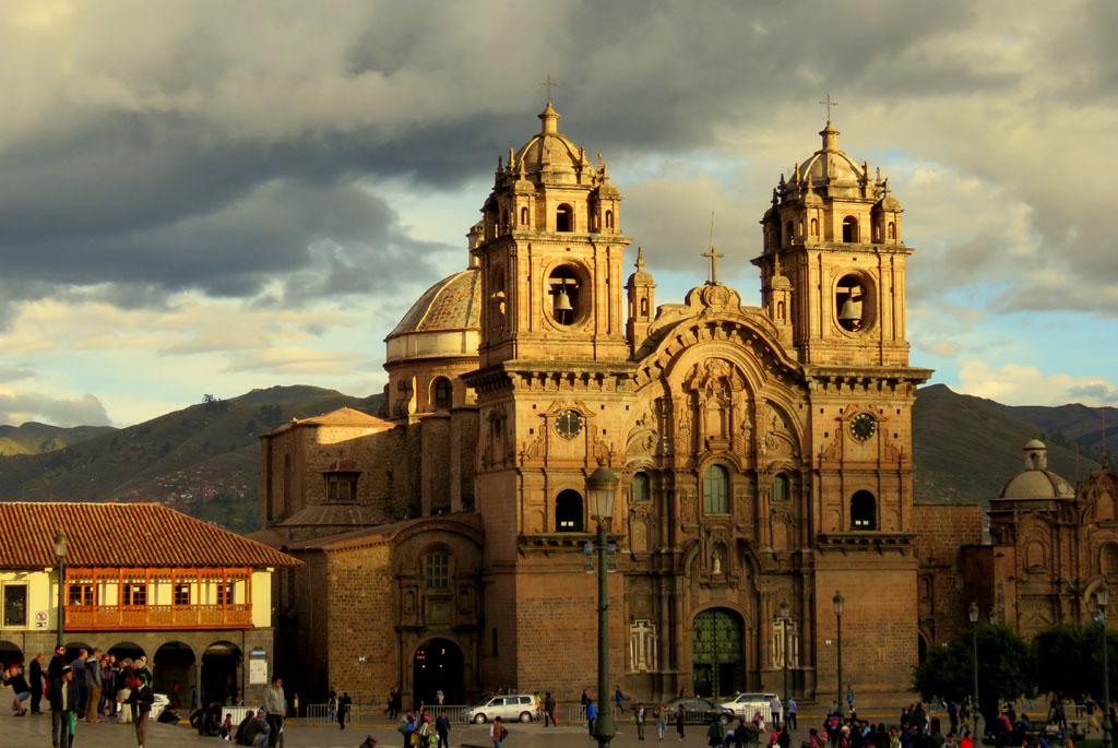 Iglesia de La Compañía de Jesús, Cuzco
