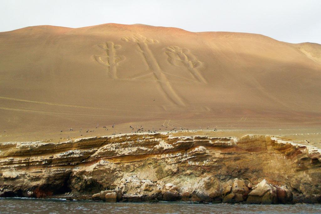 hieroglyf Candelabra