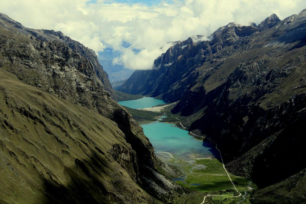 jezera Llanganuco