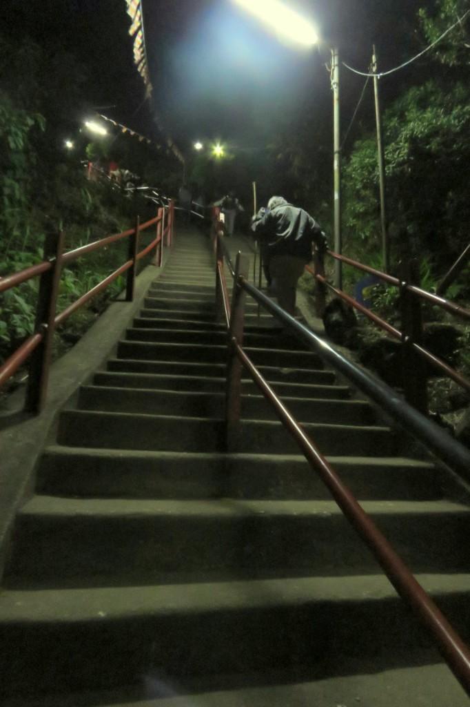 5200 schodů