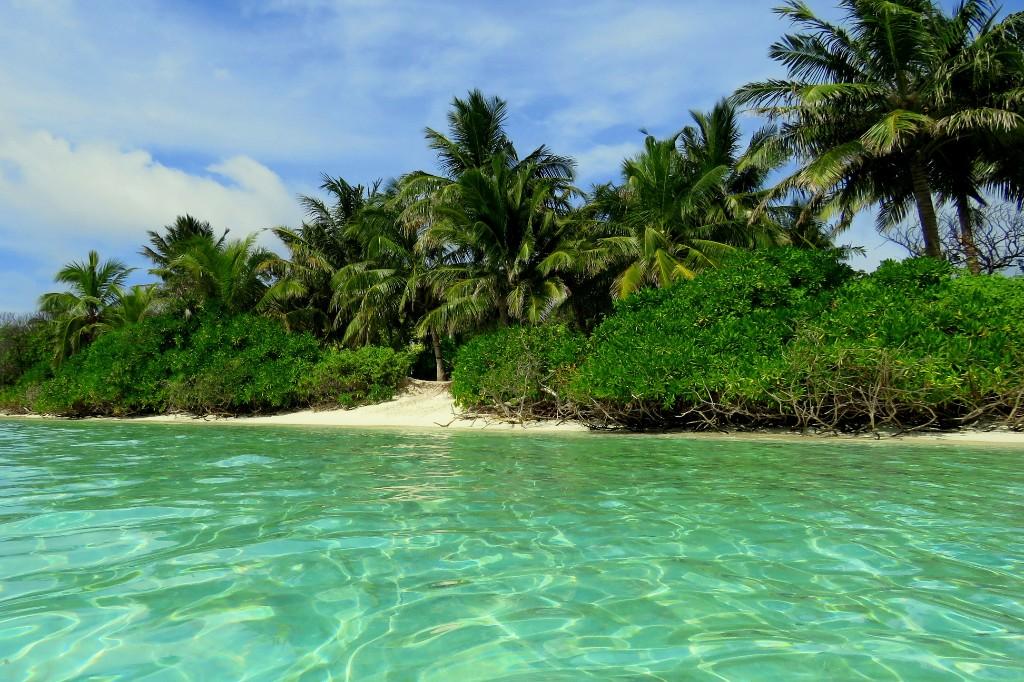 bikini beach na Thoddoo