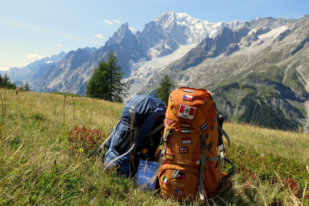 Pod Mont Blancem